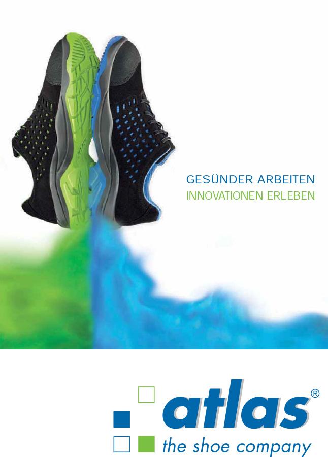 Atlas Schuhe Katalog 2016
