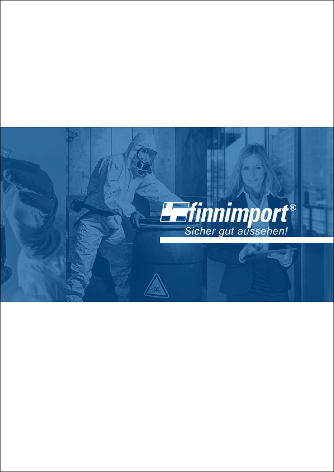 Finnimport Imagebroschüre