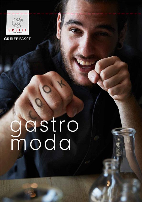 GREIFF Gastro Moda Katalog 2017-2018