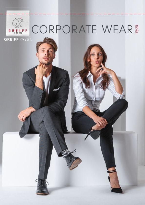 GREIFF Corporate Wear Katalog 2019-2020