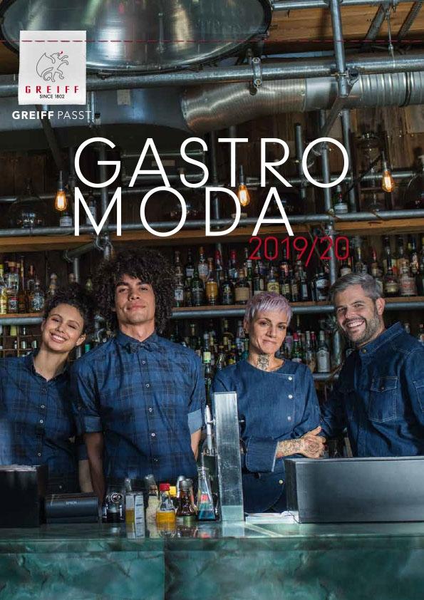 GREIFF Gastro Moda Katalog 2019-2020
