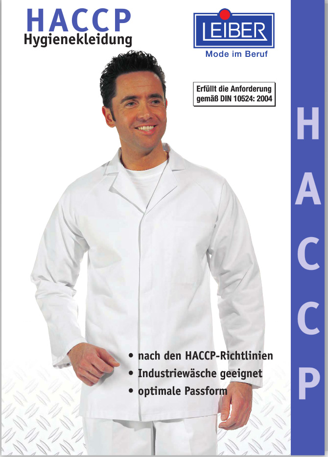 Leiber Katalog HACCP Hygiene 2016