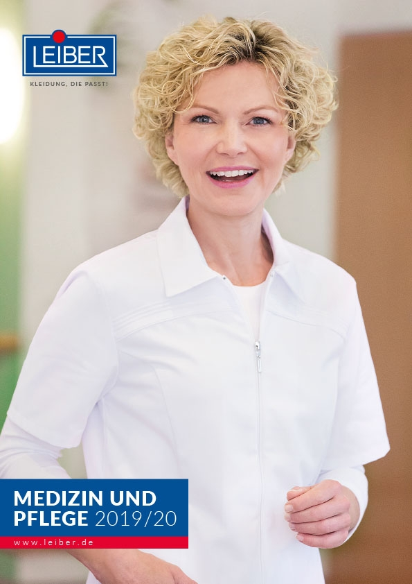 Leiber Katalog Medizin und Pflege 2019